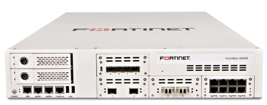 FORTINET FORTIWEB-4000E