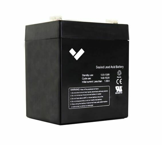 Verkada 4AH Backup Battery for AC41