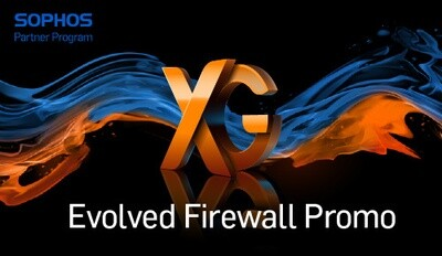 XG Evolved Firewall Promo - Free XG Series Appliance with 3-year licenses
