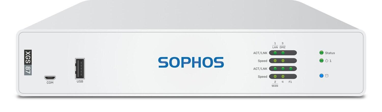 Sophos XGS 87 Appliance