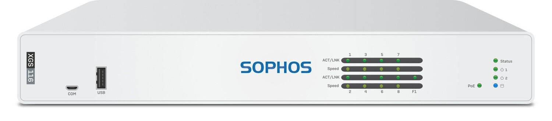 Sophos XGS 116 Bundles