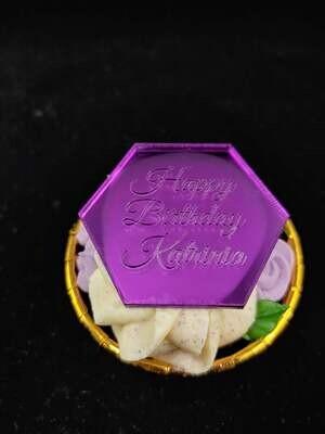 Custom Cut Gems