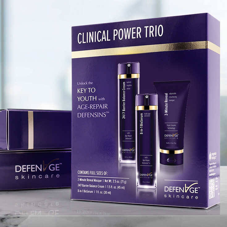 DefenAge Clinical Power Trio