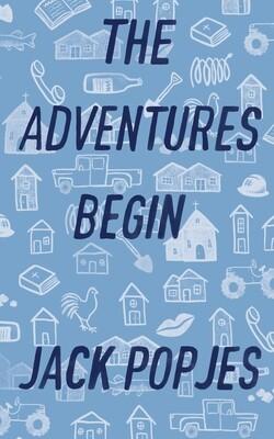 The Adventure Begins E-BOOK
