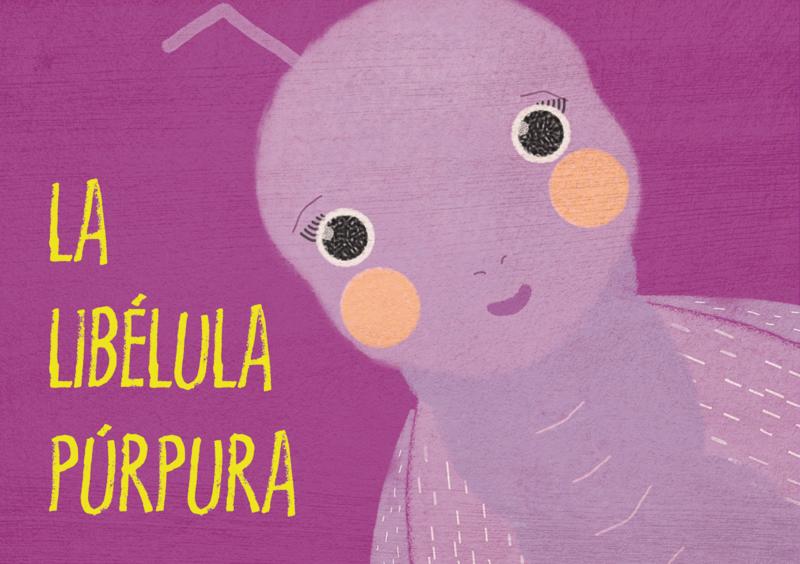 Libro Virtual La Libélula Púrpura