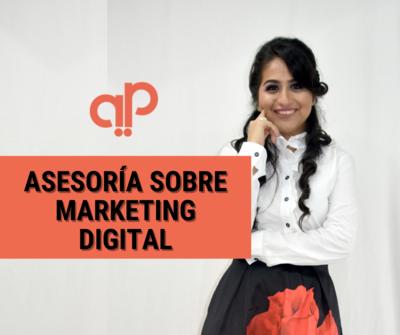 Asesoría sobre Marketing Digital