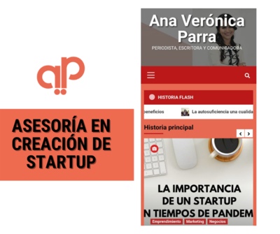 Asesoría en creación de Startup
