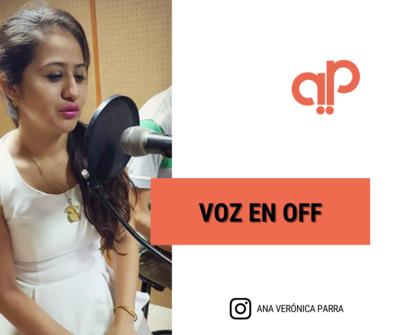 Voz en Off