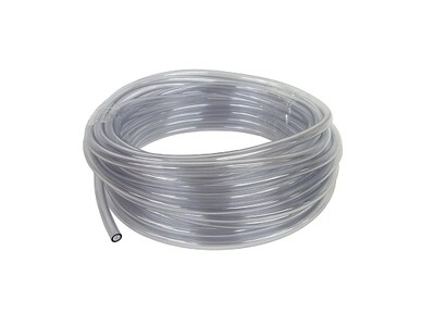 THICK WALL CLEAR FUEL LINE 1/4'' [ PER FOOT ]