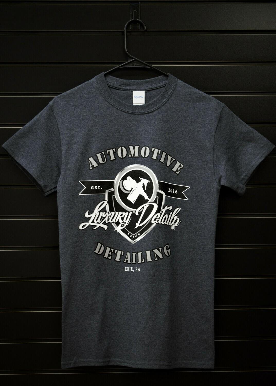 Luxury Details ( Dark heather) est. 2016 shirt