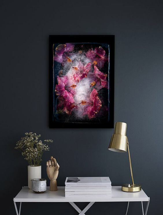 Found in space - 85x120cm - Artist Proof