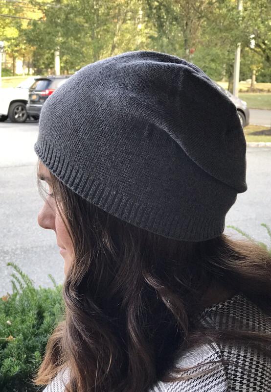 Solid Color Plain Sewn Back Hat