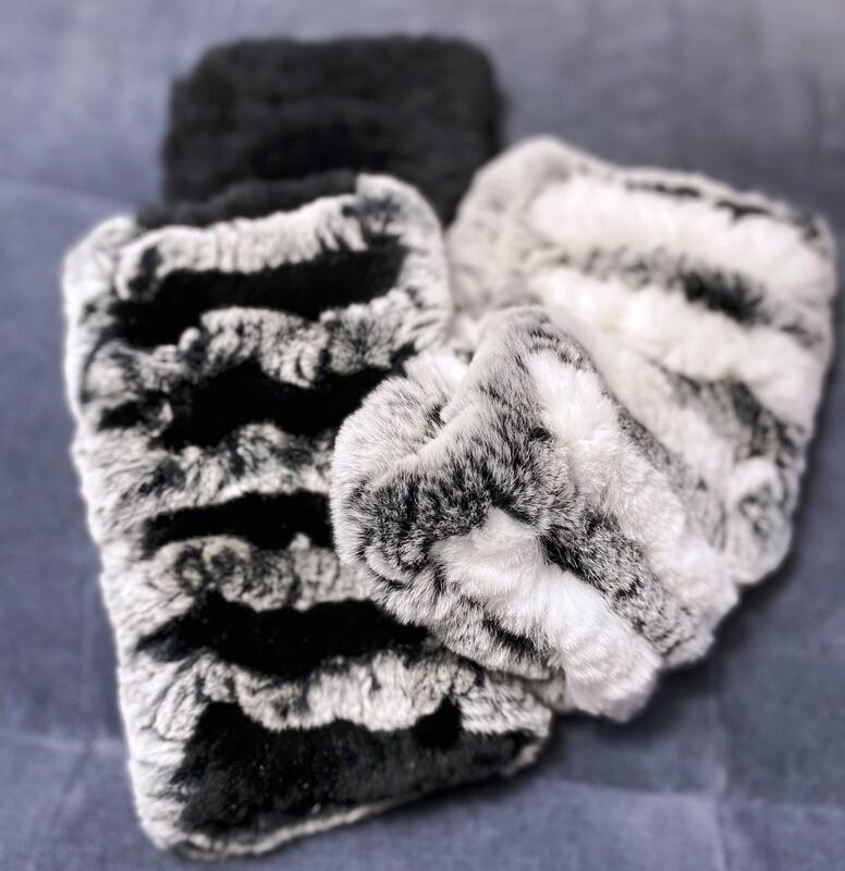 Classy fur Headwraps