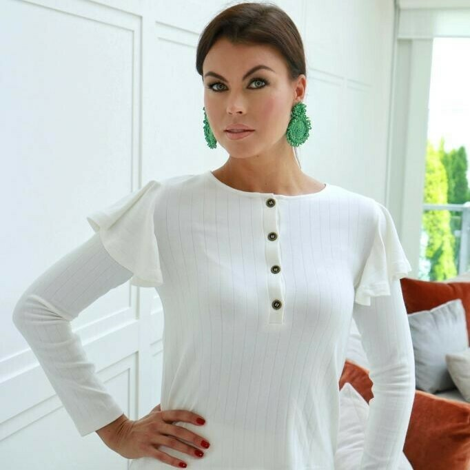 Henley Top - perfectly done