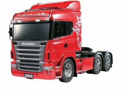 Model Truck 3