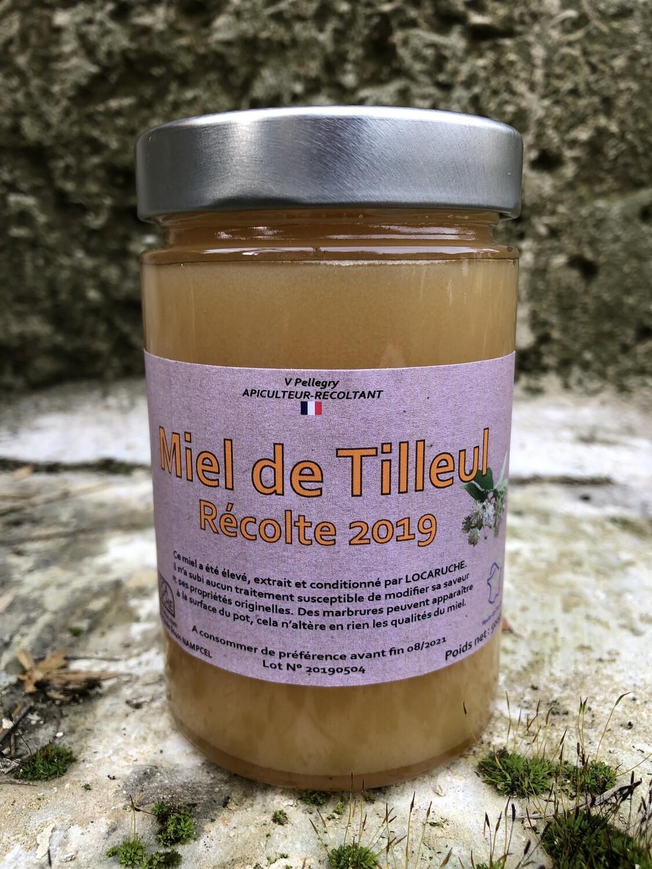 Miel de Tilleul 250gr