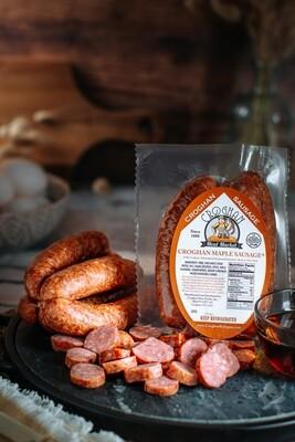 Croghan Maple Sausage 00003