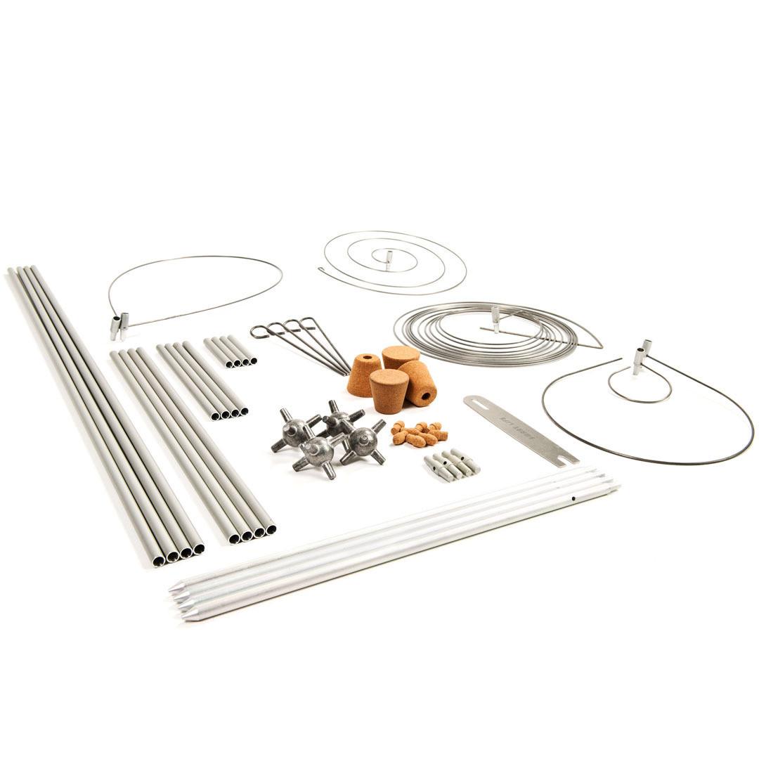 Voordeelbundel modulaire onderdelen | 50 stuks
