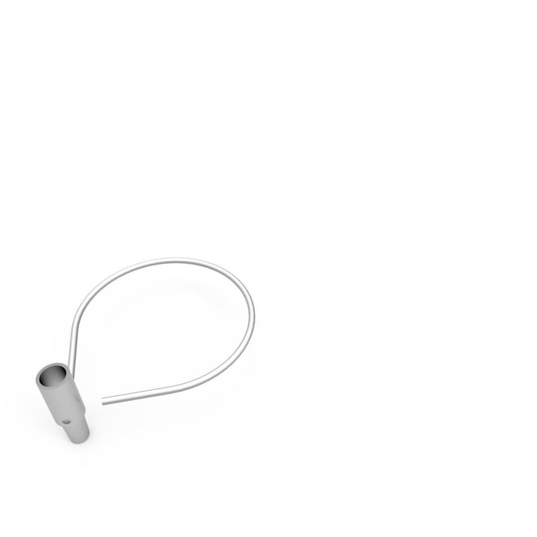 3 ring steunen van Ø 8 cm