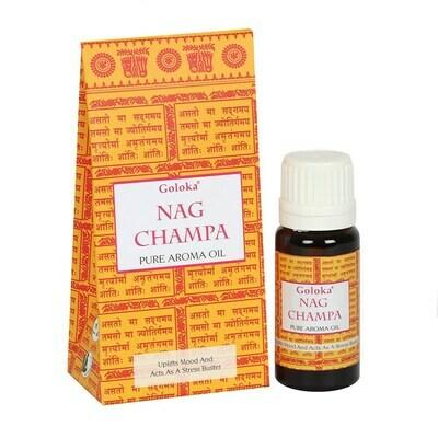 Goloka dišeče olje Nag champa