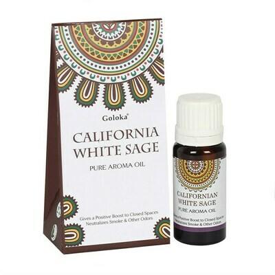 Goloka dišeče olje California White Sage