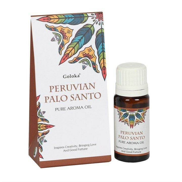 Goloka dišeče olje Peruvian Palo Santo