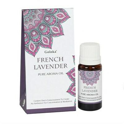 Goloka dišeče olje French lavender