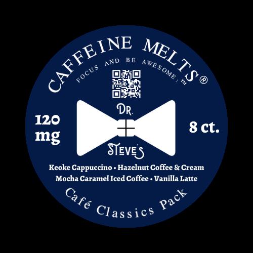 Café Classics Pack (120mg)