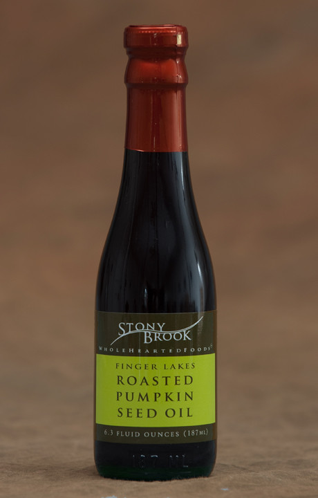 Stony Brook Roasted Pumpkin Seed Oil