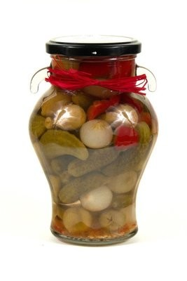 Pickled Spicy Coktail