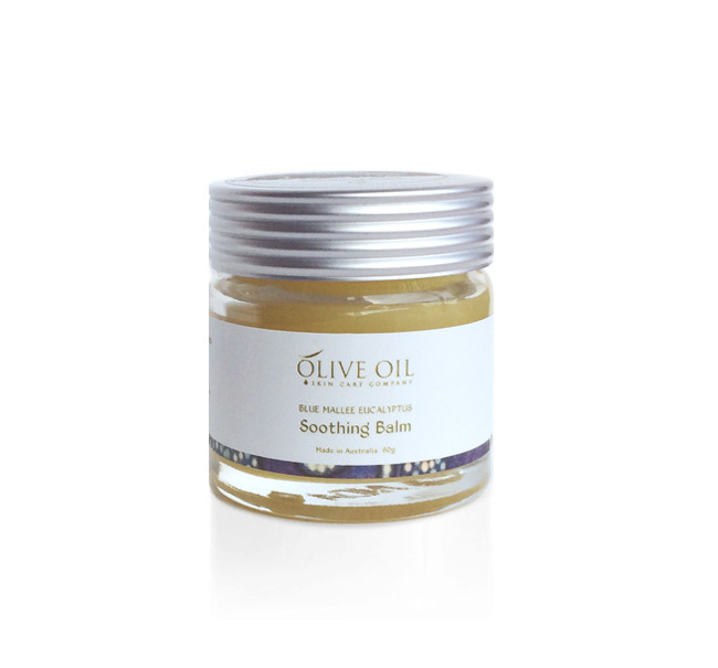 Extra Virgin OLIVE OIL SOOTHING BALMS