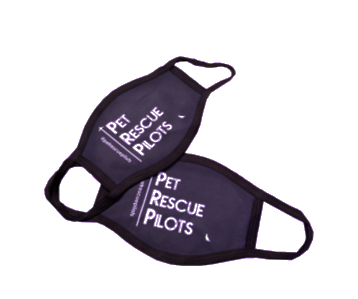 Pet Rescue Pilots Mask