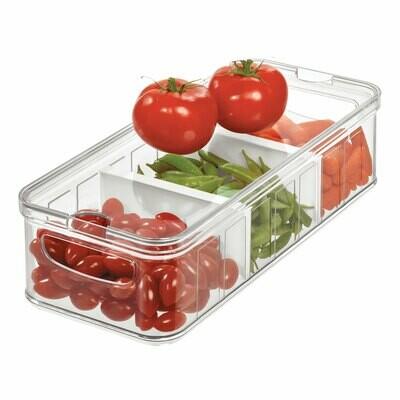 71370 Organizador con divisiones para refrigerador