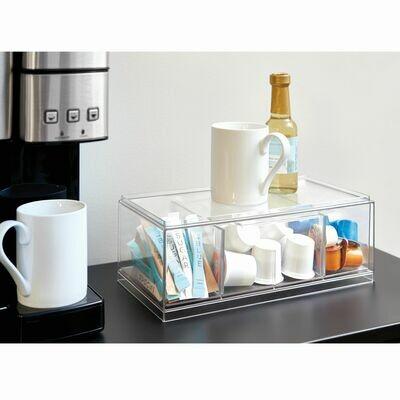 72110 Organizador para café y té