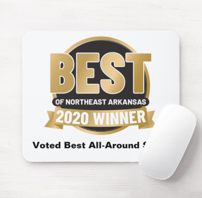 Best of Northeast Arkansas Mouse Pad