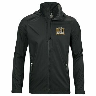 Men's Lightweight Jacket Embroidered