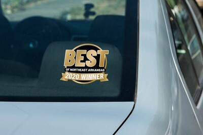Auto Window Decals