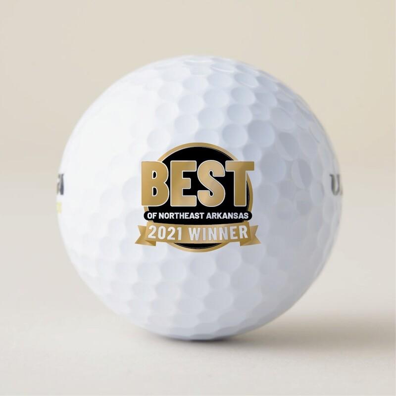 Golf Balls (Pack of 3)