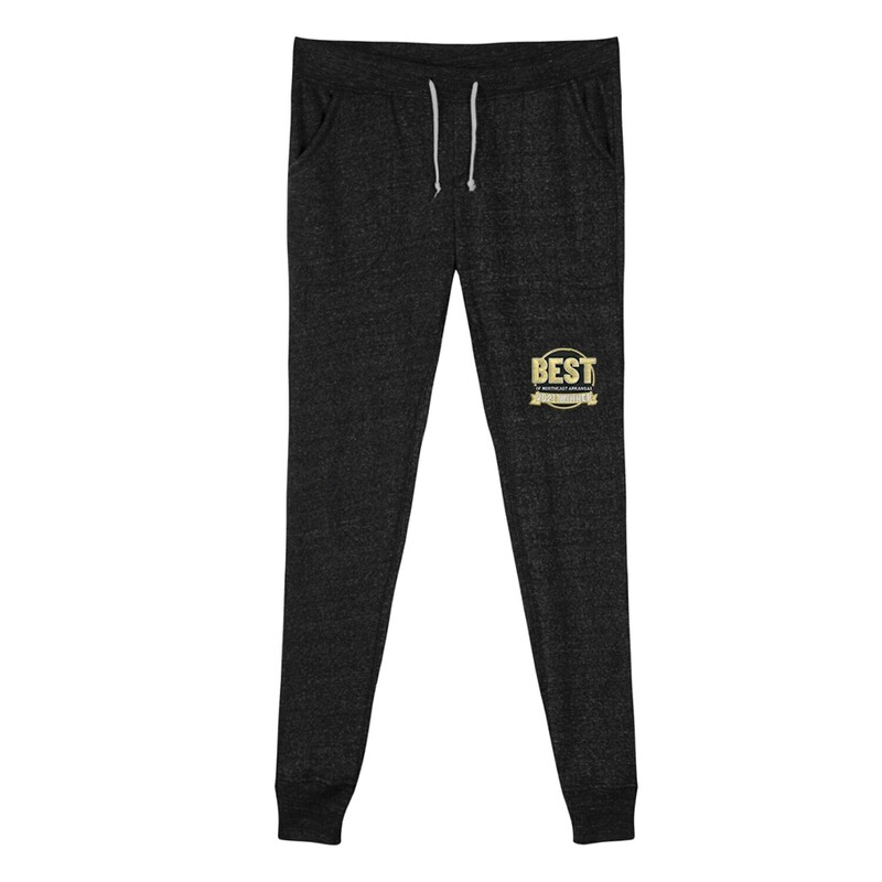 Ladies' Fleece Jogger Embroidered