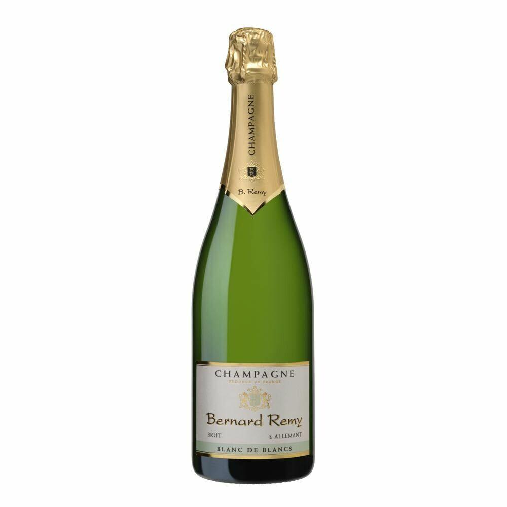 BERNARD REMY CARTE BLANCHE CHAMPAGNE (375 ml - halve flesjes)