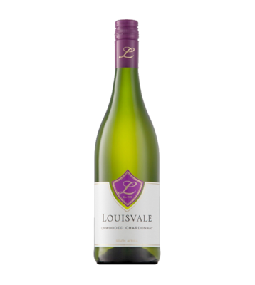 LOUISVALE CHARDONNAY UNWOODED