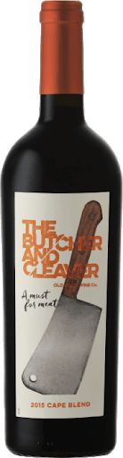 THE BUTCHER AND CLEAVER
