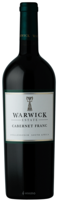 WARWICK CABERNET FRANC