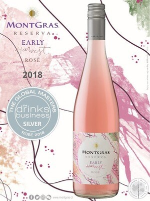 MONTGRAS VARIETAL EARLY HARVEST ROSE