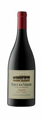 RUST EN VREDE SYRAH SINGLE VINEYARD