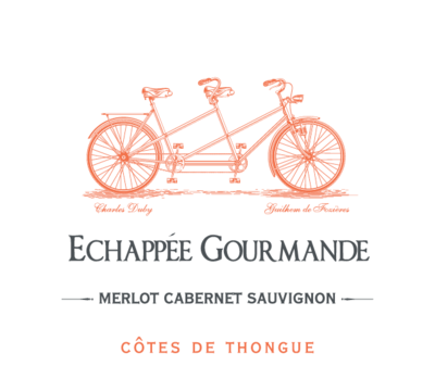 DOMAINE DE L'ARJOLLE - ECHAPPEE GOURMANDE - ROUGE