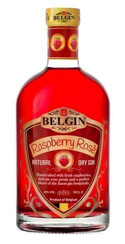 BELGIN RAPSBERRY ROSE