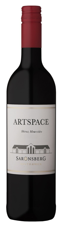 SARONSBERG - ARTSPACE SHIRAZ- MOURVEDERE