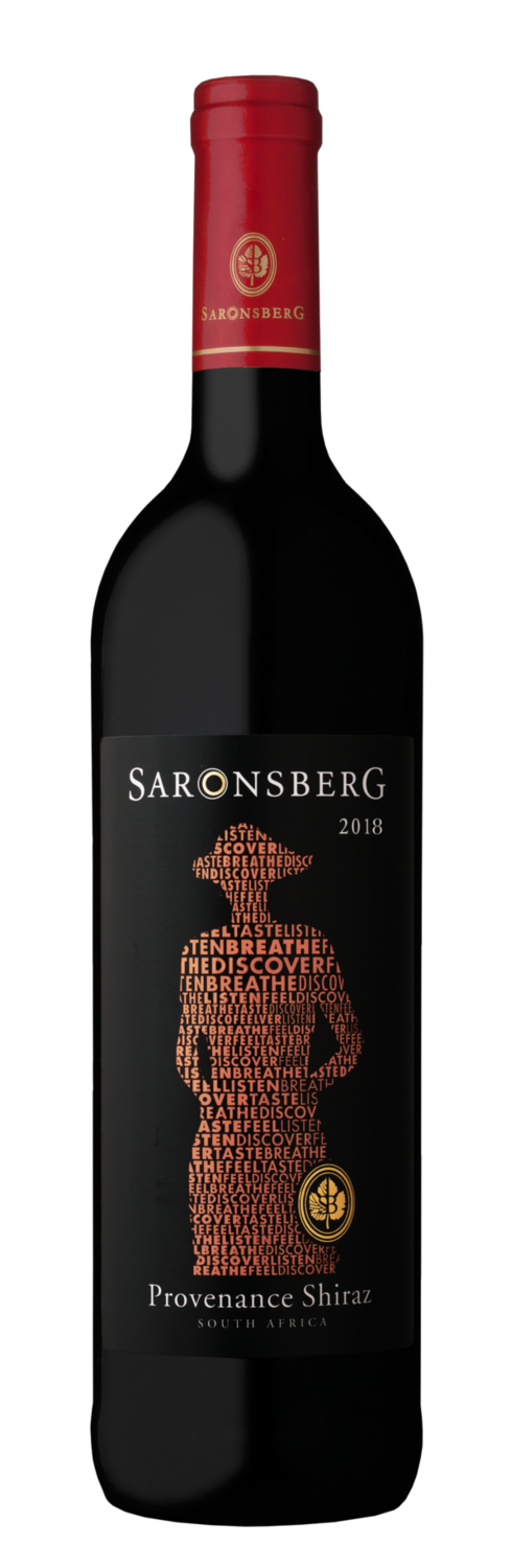 SARONSBERG - PROVENANCE - SHIRAZ