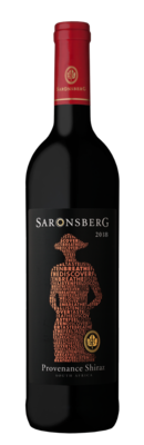SARONSBERG - PROVENANCE - SHIRAZ